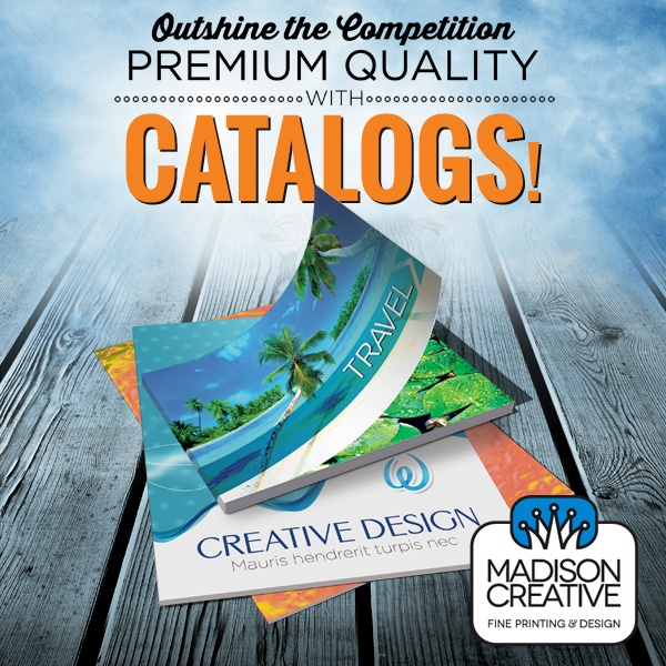 Catalog Printing & More