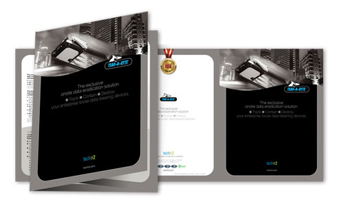 Company Brochure Design and Printing