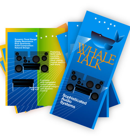 Brochures and flyers, design and printing in Columbus and Central Ohio