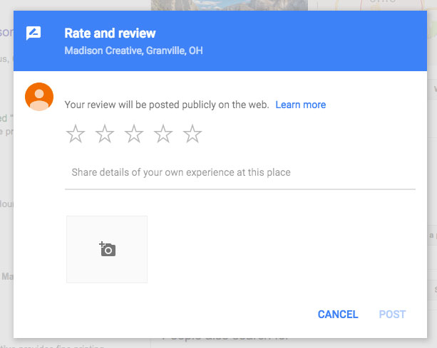 google-review-columbus-printer